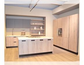 Cucina design ad isola Arredo3 Kalì a prezzo scontato
