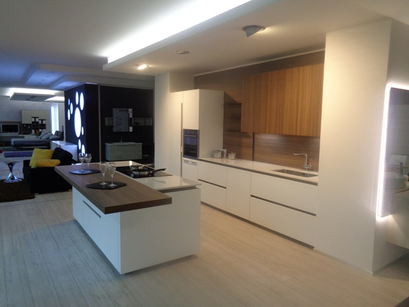 cucina design ad isola arredo3 zetasei kali a prezzo ribassato