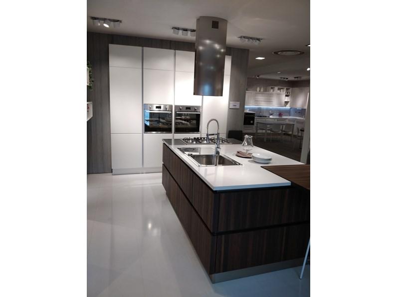 Ri Flex Veneta Cucine.Cucina Design Ad Isola Veneta Cucine Ri Flex Oyster A Prezzo Scontato