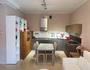 Cucina design altri colori Lube cucine ad angolo Oltre in offerta