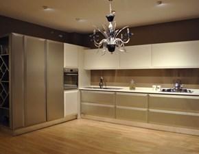 Cucina  design  angolo Md. Diamante artigianale in super promo!