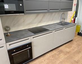 Cucina design grigio Arredo3 lineare Cucina linkare scontata