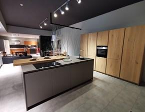 Cucina design grigio Arrital cucine ad isola Ak 04 in offerta