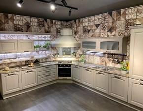 Cucina design grigio Lube cucine ad angolo Veronica scontata