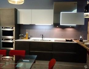 Cucina design lineare Ar-tre Zoe a prezzo scontato