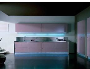 Cucina design lineare Artigianale Miami a prezzo ribassato