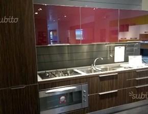 Cucina design lineare Gatto cucine Yara a prezzo scontato