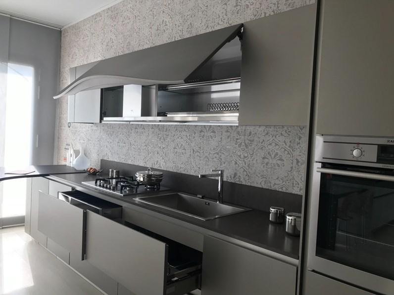 Cucina design lineare snaidero ola 20 a prezzo ribassato - Cucina snaidero ola ...