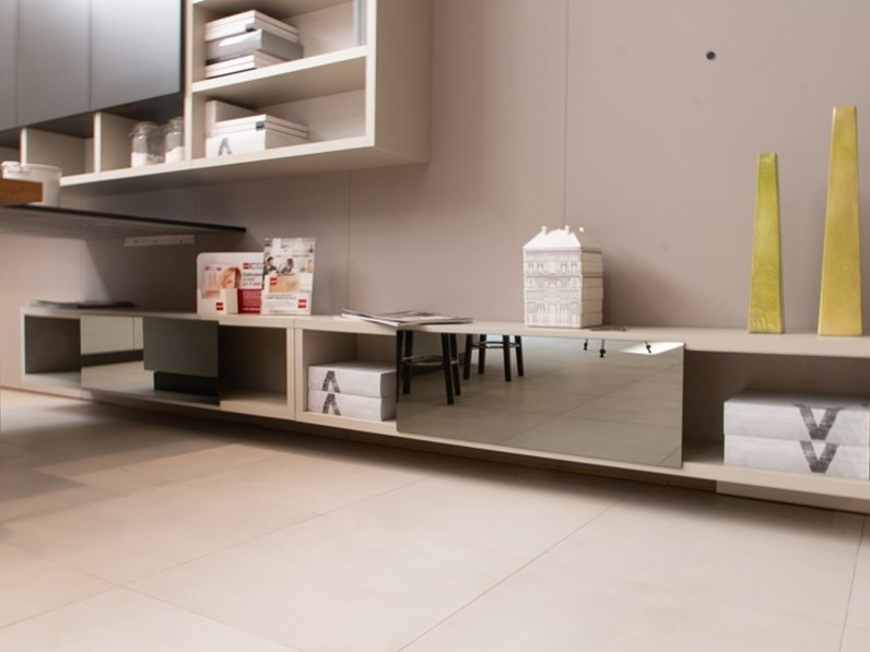 Cucina design motus scavolini outlet for Outlet cucine design