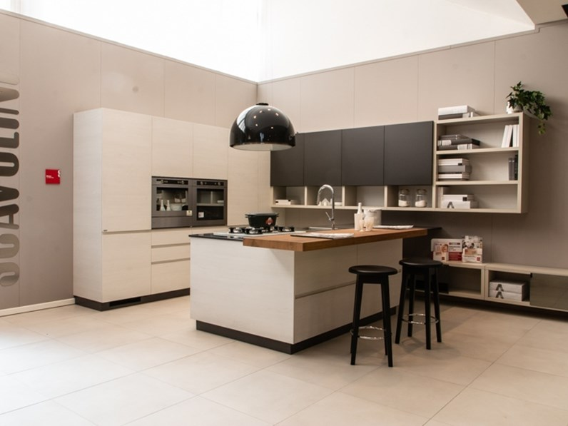 Cucina design motus scavolini outlet for Mondini arredamenti