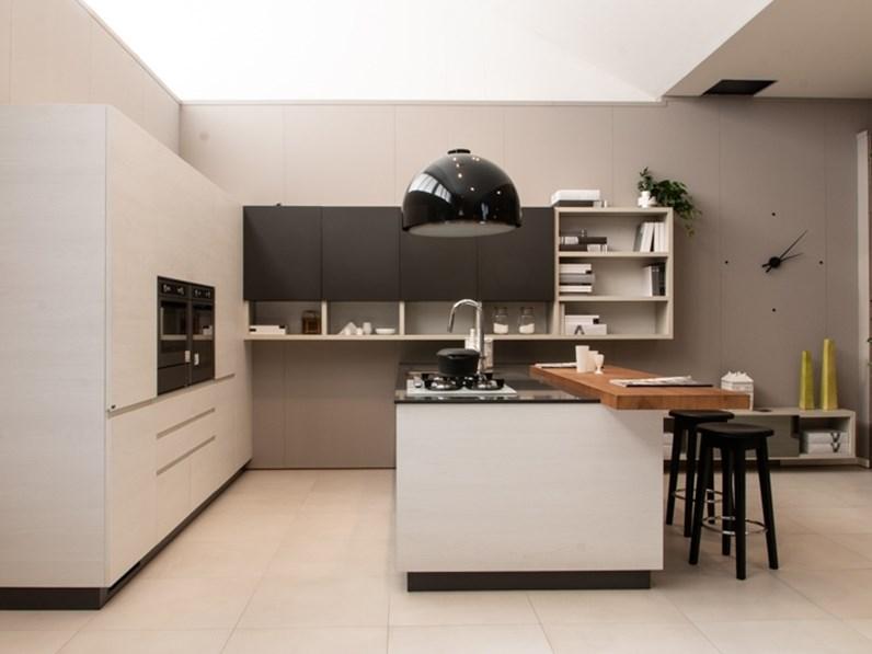 Cucina design motus scavolini outlet for Scavolini motus