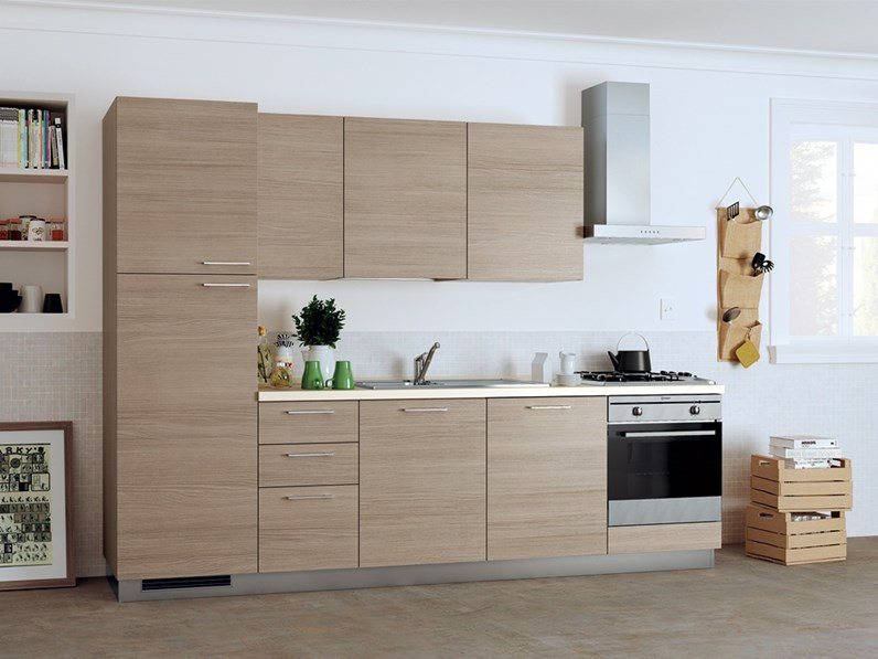 Cucina design scavolini lineare urban urban minimal in for Cucine di design in offerta