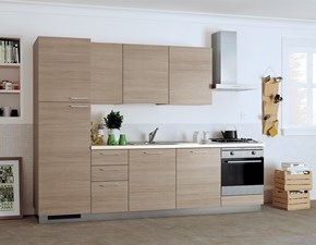 Cucina design Scavolini lineare Urban & urban minimal in Offerta Outlet