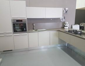 Cucina design tortora Copat cucine con penisola Modern12 scontata