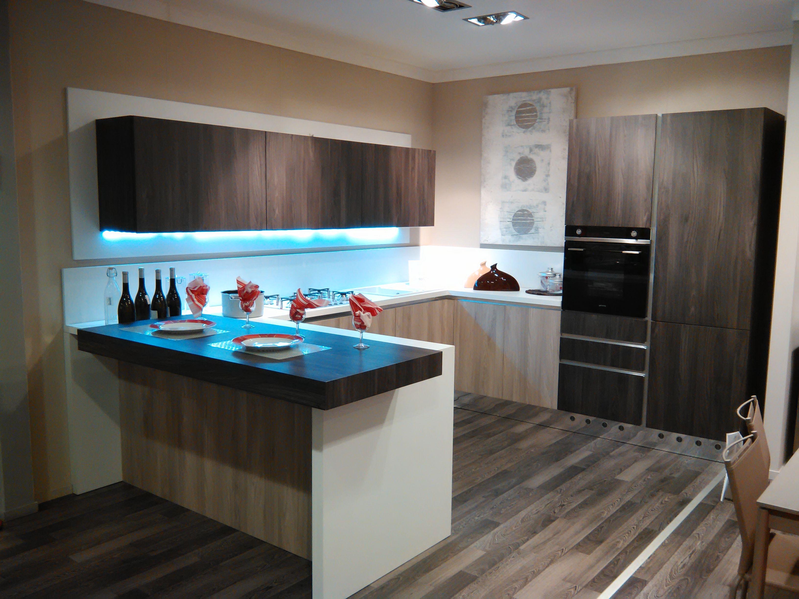 Astra cucine cucina m22 saldo scontato del 54 cucine for Arredamento in saldo