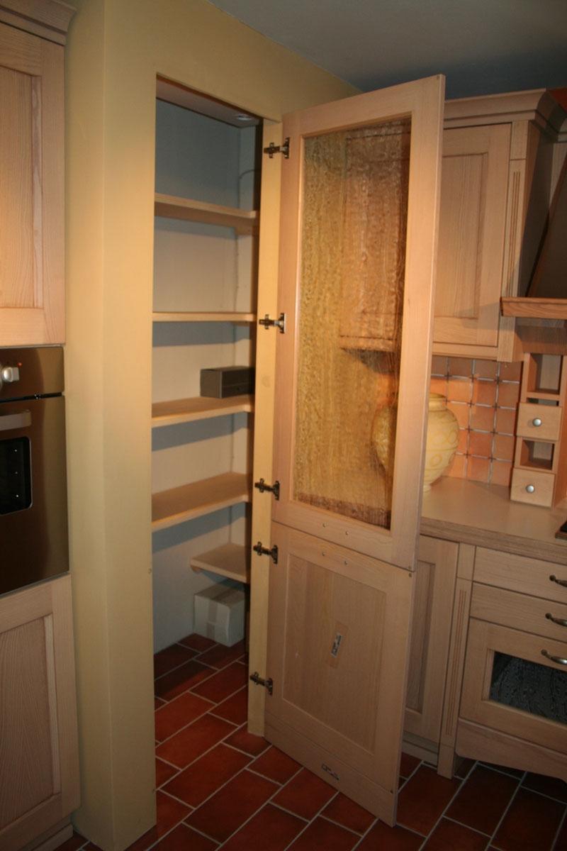 Cucina dibiesse asolo con dispensa 57 cucine a prezzi - Cucina con angolo dispensa ...