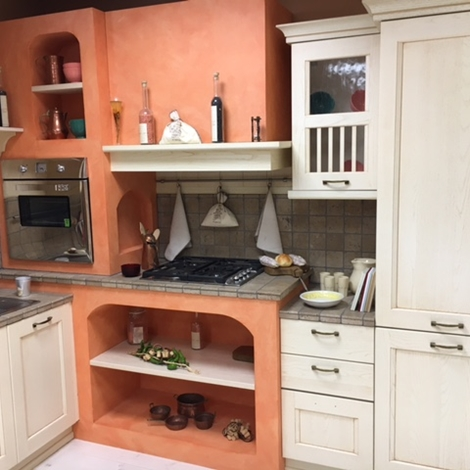 cucina dibiesse country modelo asolo