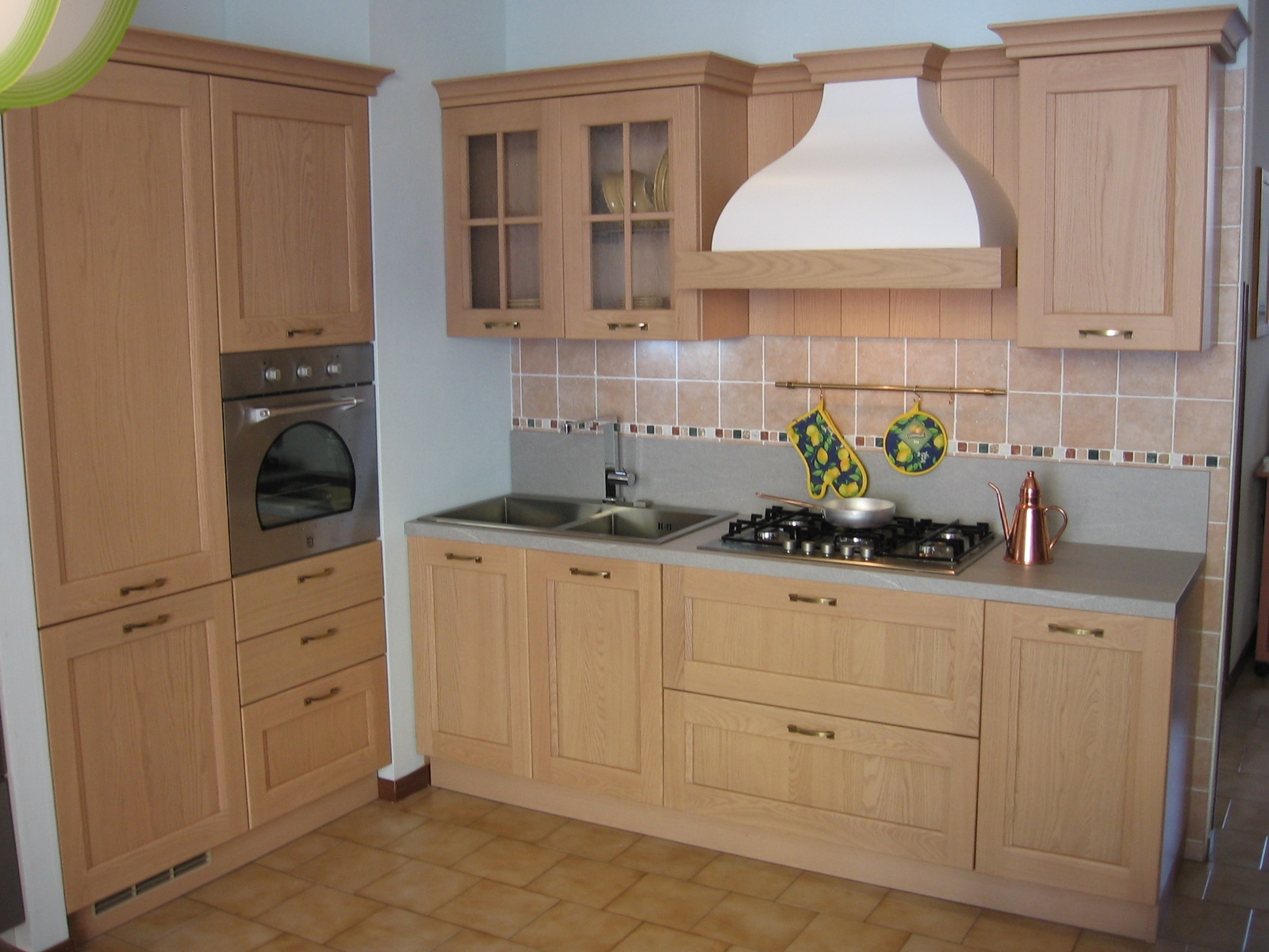 isola cucina legno creativo