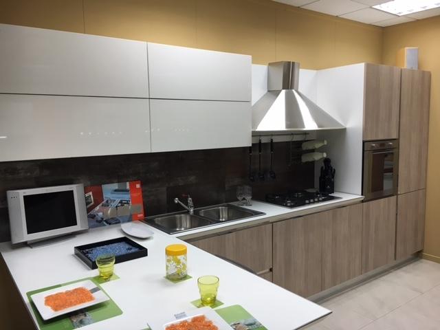 Cucina dibiesse dream laminato materico cucine a prezzi scontati - Dibiesse cucine prezzi ...
