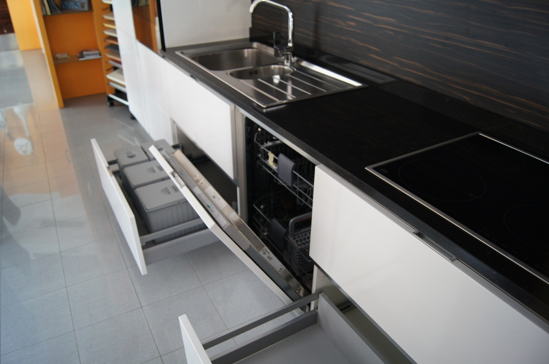 Cucina lineari Dibiesse Horizon - Cucine a prezzi scontati