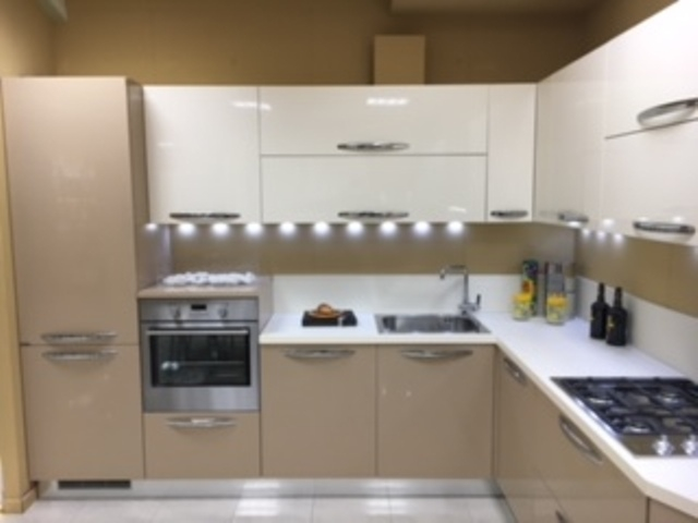 Cucine Moderne » Cucine Moderne Bianche Lucide - Ispirazioni Design dell'architettura Moderna ...