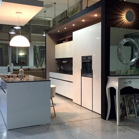 Modulo Per Piano Di Lavoro : Cucina elmar modello home design laccato ...