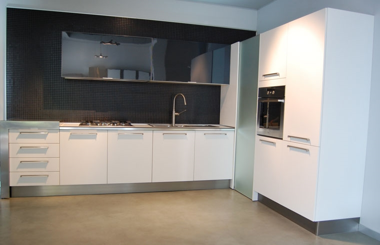Cucine Ad Angolo Finitura Rovere Pictures to pin on Pinterest