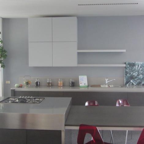 Cucina elmar modello modus con tavolo estraibile   cucine a prezzi ...