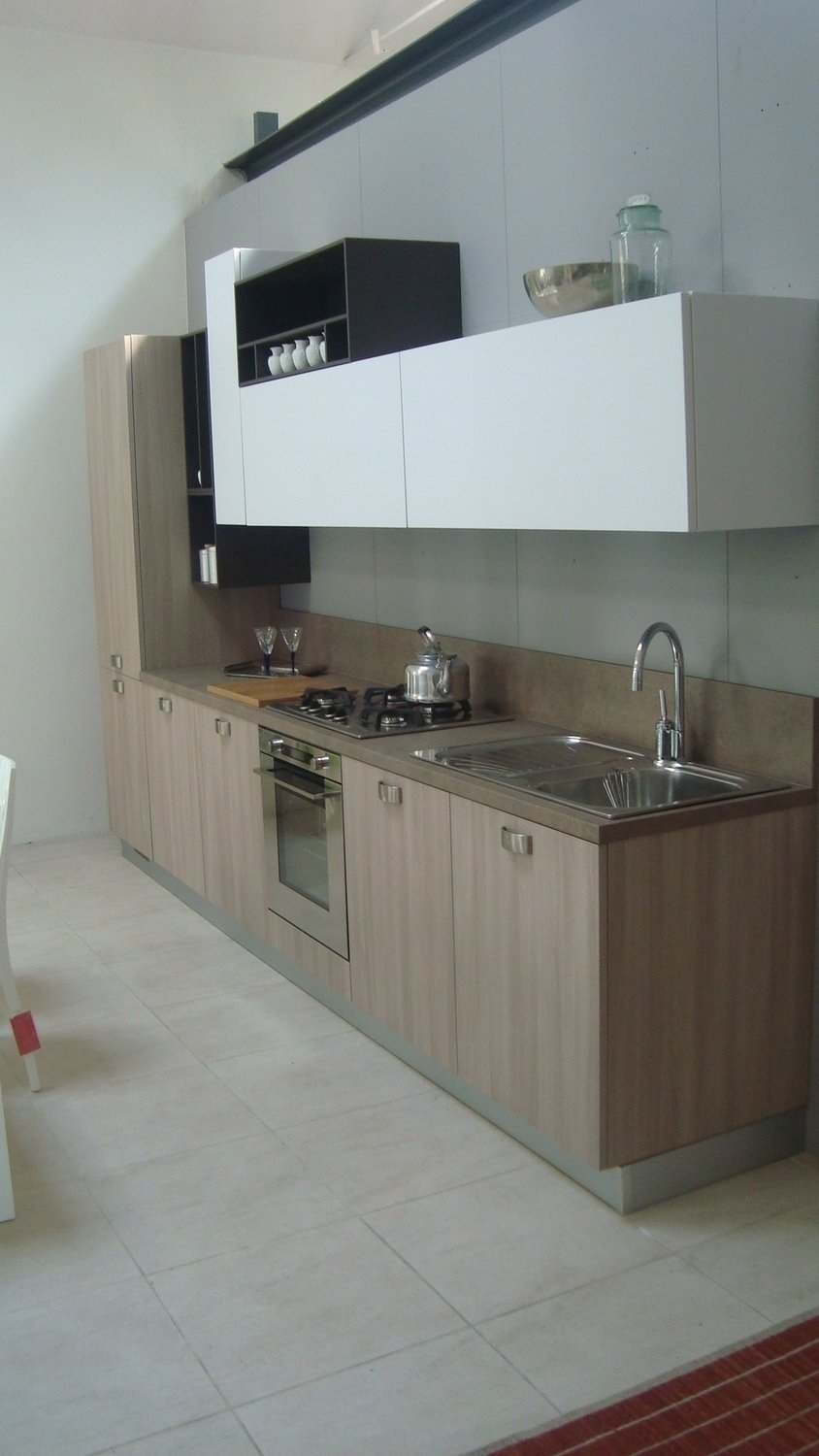 cucina Entry Slash  Moka