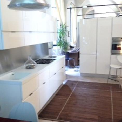 cucina ernestomeda elektra scontato del -49 % - cucine a prezzi ... - Prezzi Cucine Ernestomeda