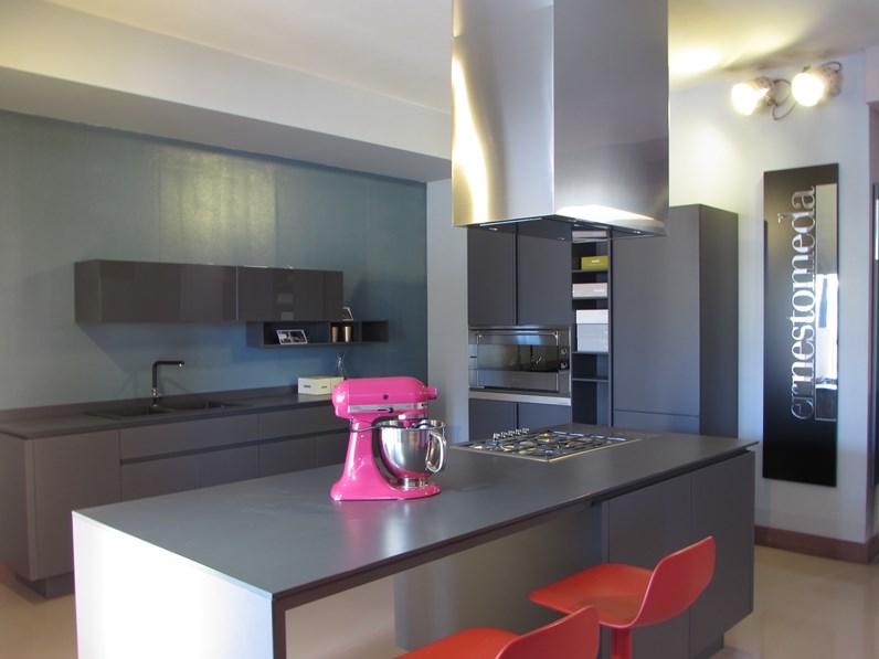 Cucina Ernestomeda Emetrica Moderne Laccate Opaco - Cucine a ...