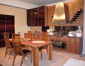 Cucina Ernestomeda mod. Barrique design R. Dordoni in Offerta Outlet