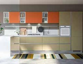 Cucina Essebi cucine Seta color OFFERTA OUTLET