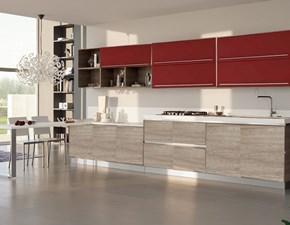 cucina lineare in offerta prezzo scontato outlet arredamento