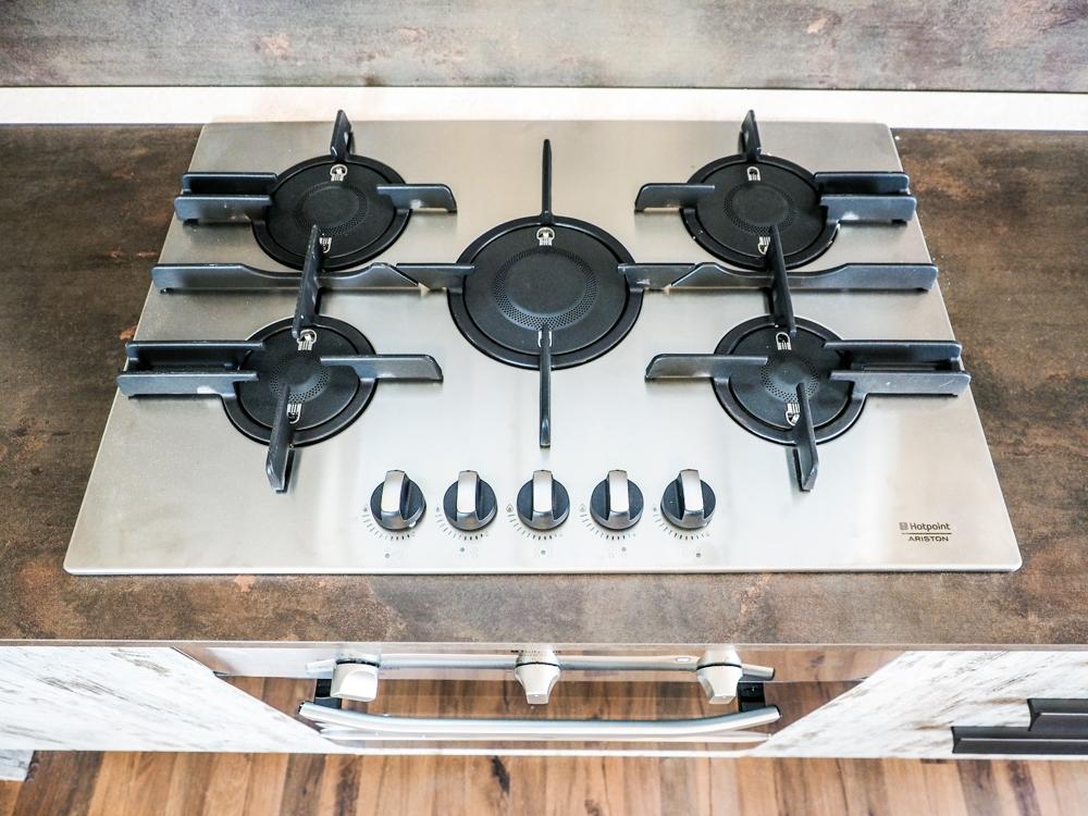 Cucina etnica moderna in stile vintage cucine a prezzi - Cucina ariston 7 cuochi ...
