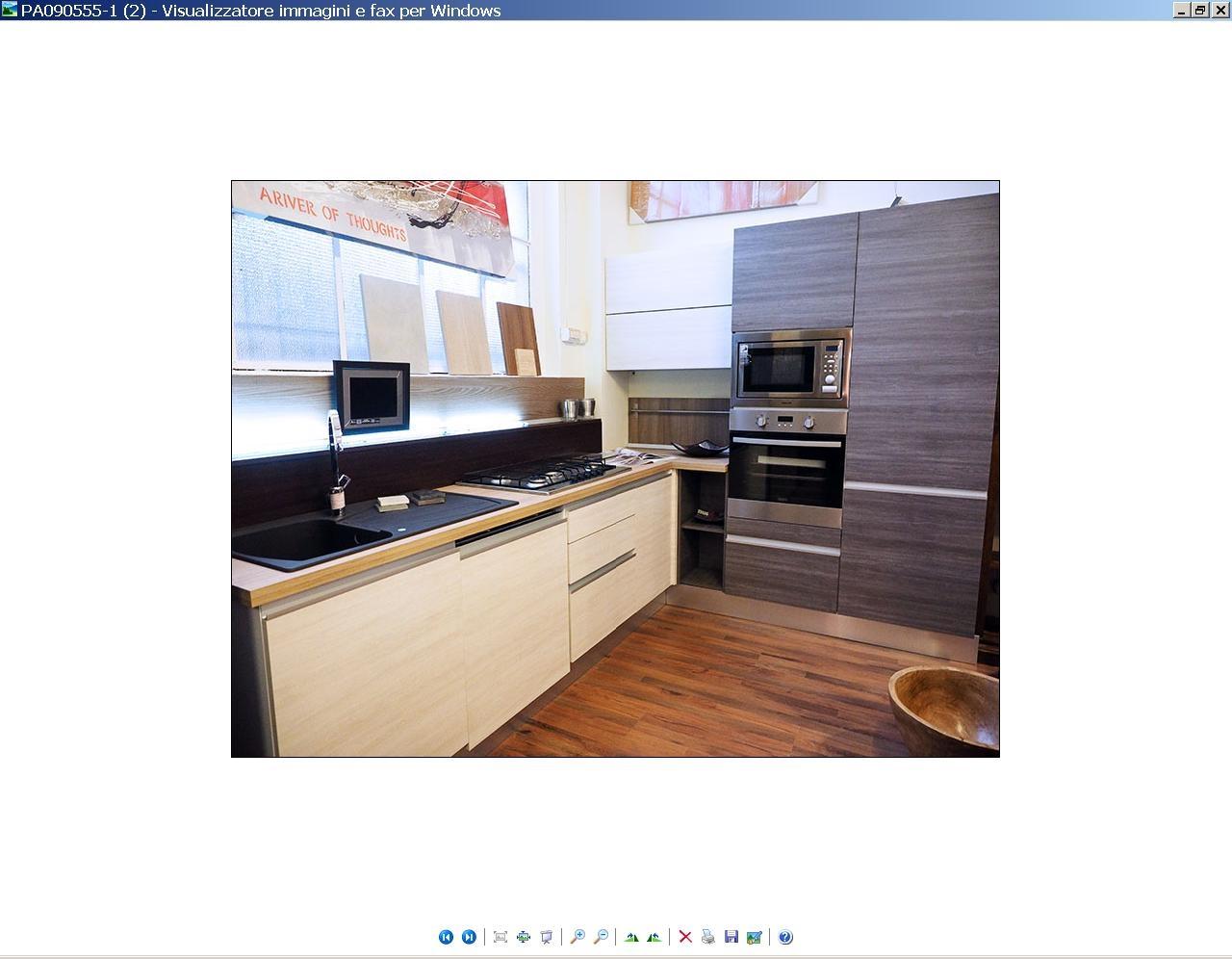Cucina etno simply angolo 22090 cucine a prezzi scontati - Cucina a angolo ...