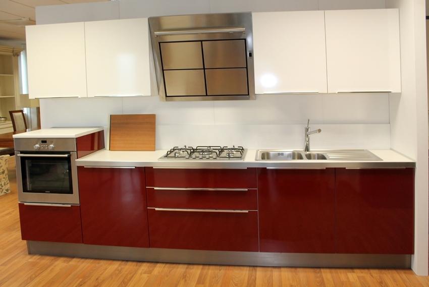 Listino Prezzi Arrital Cucine. Cucina Lineare In Stile Moderno Con ...