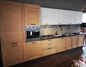 CUCINA Evo cucine lineare Art.109 cucina geo serie e  SCONTATA