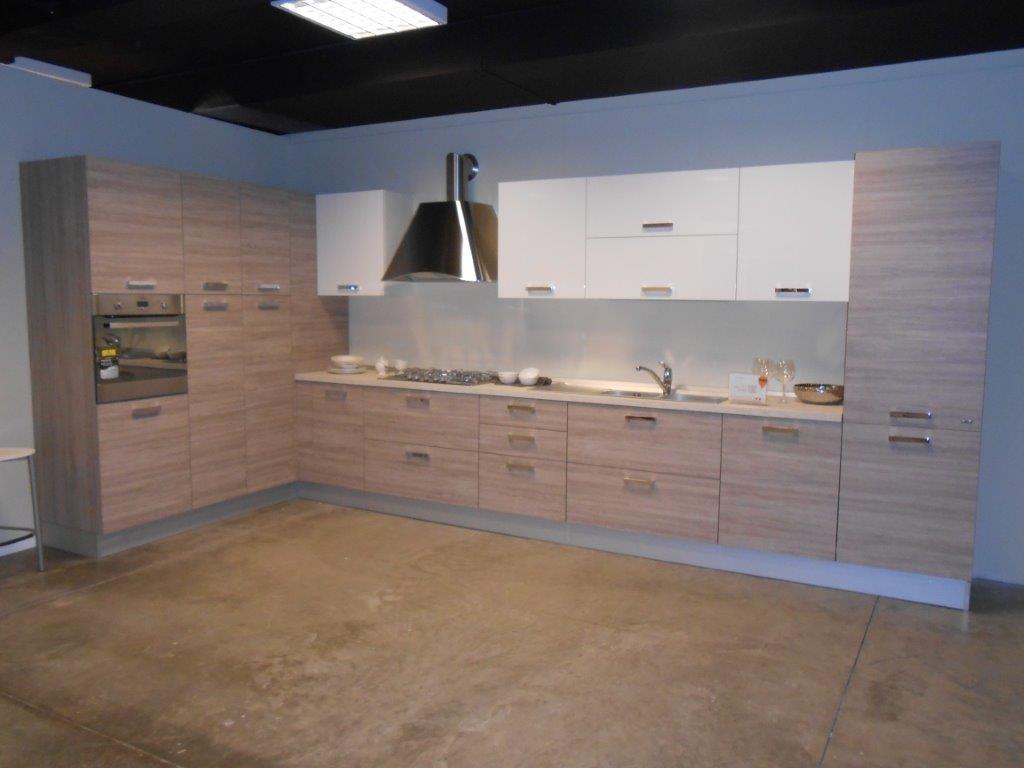 Cucina Febal Casa modello Ice scontata - Cucine a prezzi scontati