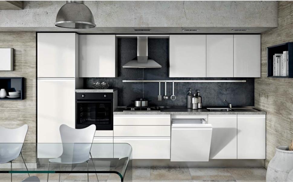 Cucina febal cucina componibile scontata del 31 cucine a prezzi scontati - Cucine componibili moderne prezzi ...