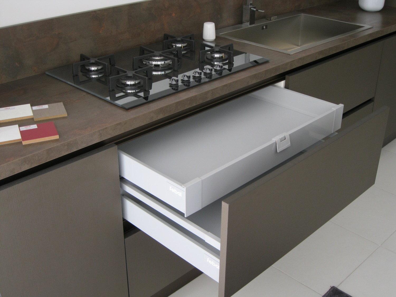 Perfect piani cucina in cemento prezzi mobilifiver tavolo - Piano cucina okite ...
