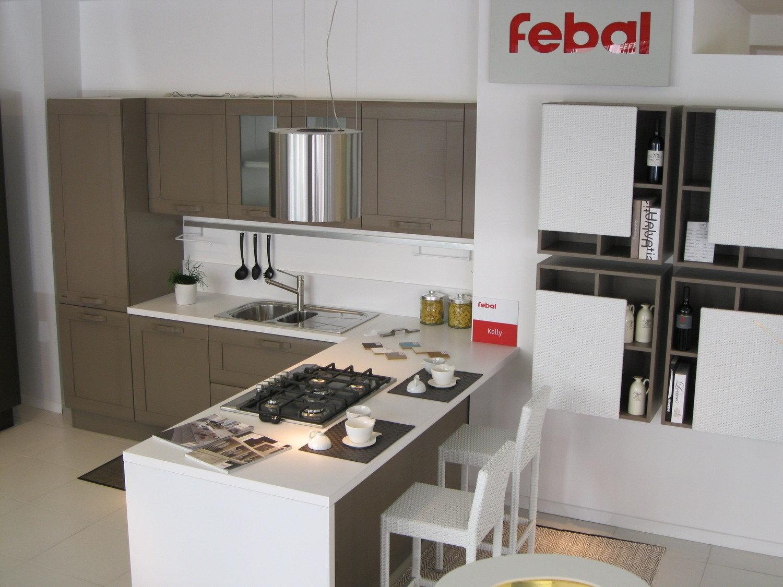 Pensili Cucina Febal: Cucina febal cherry scontato del cucine a ...