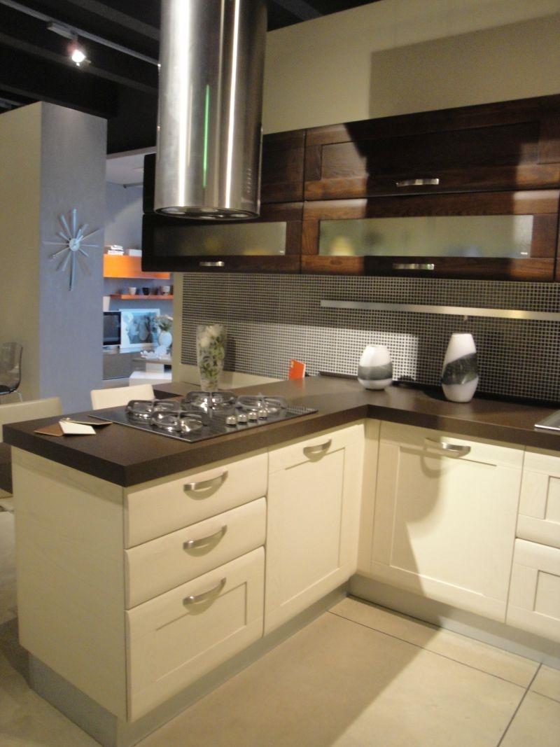 Cucina angolare febal scontata del 60 cucine a prezzi - Cucine con forno ad angolo ...