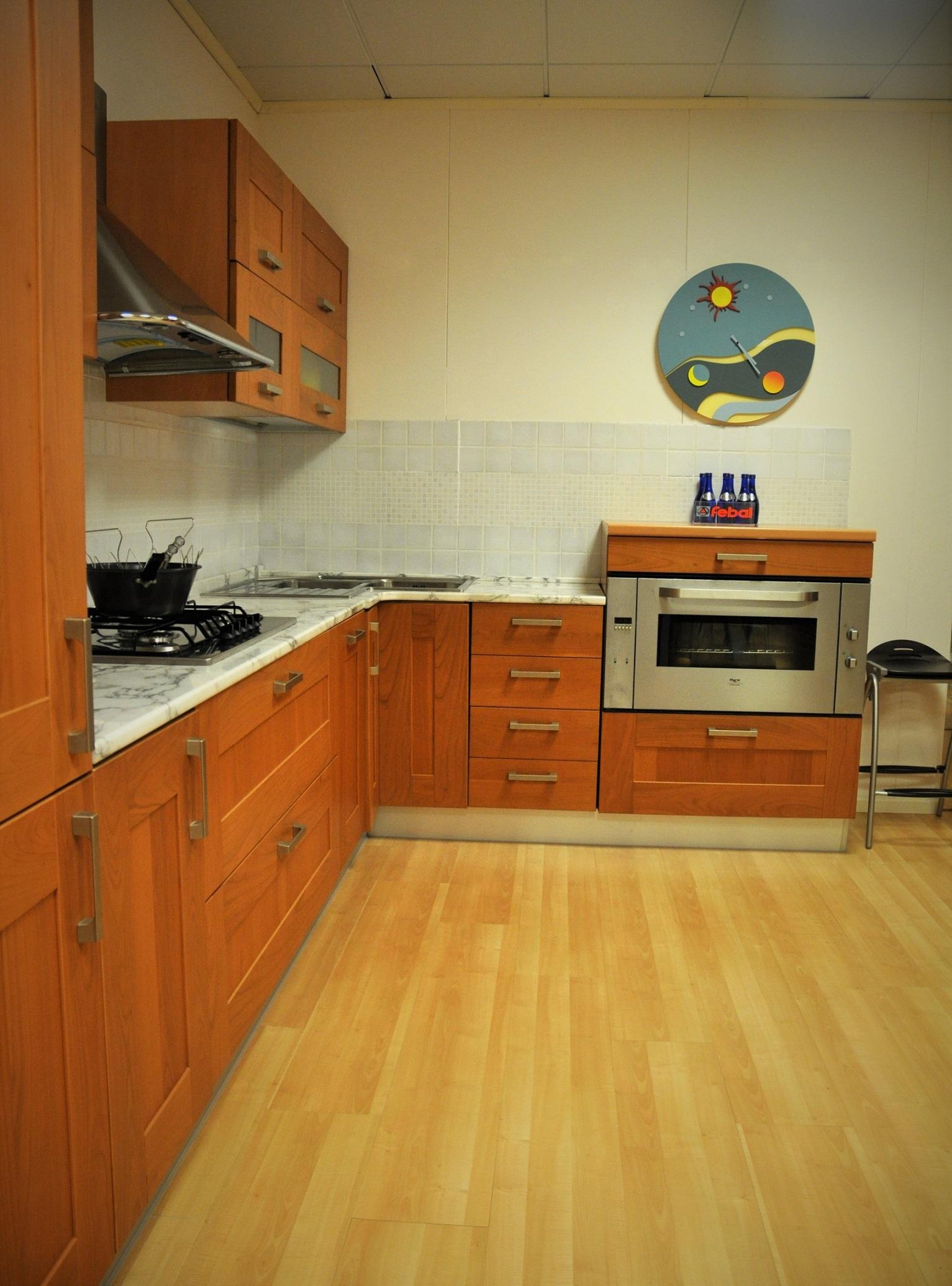 Cucina febal mixer scontato del 60 cucine a prezzi - Cucina componibile prezzi ...