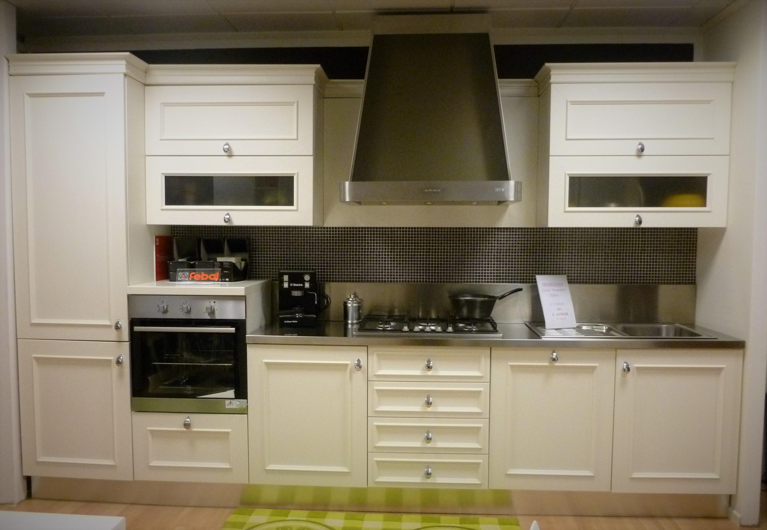 Cucine Febal Foto. Febal Cucine Classiche Collezione Romantica With ...