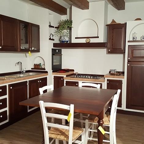 Cucina finta muratura artigianale tipo zappalorto sconto - Cucine finta muratura prezzi ...