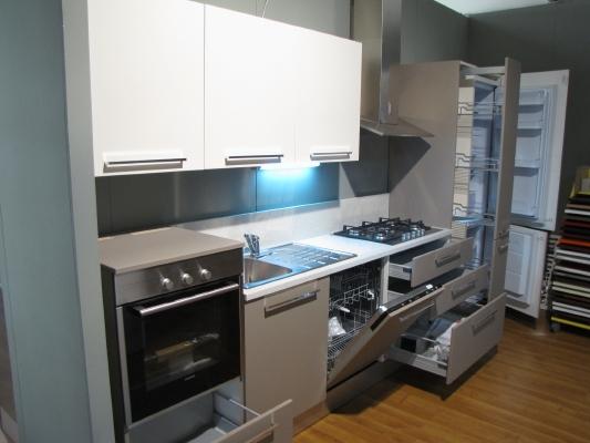 Cucina forma 2000 nice polimerico opaco tortora cucine a - Cucina forma 2000 ...
