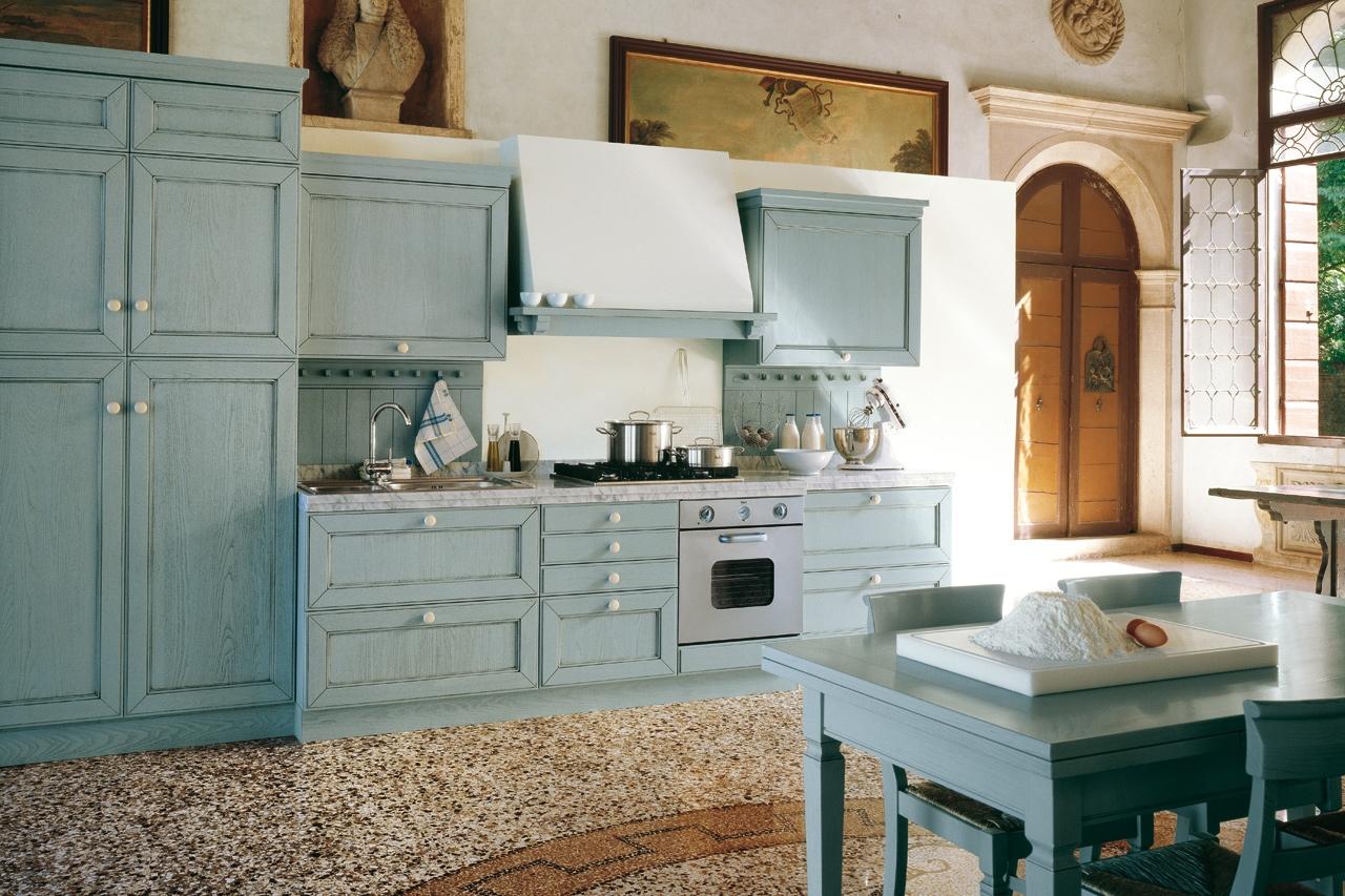 Cucina frassino laccato cucine a prezzi scontati - Arredamento cucina classica ...