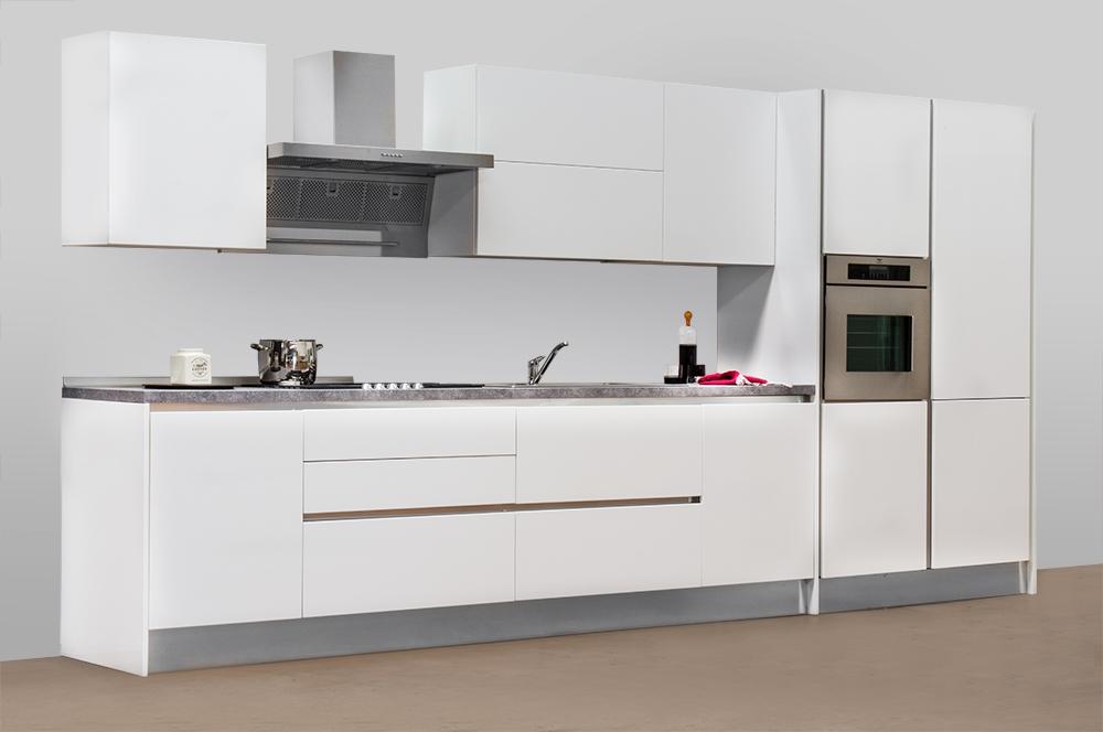 Cucina Gear bianco lucido - Cucine a prezzi scontati