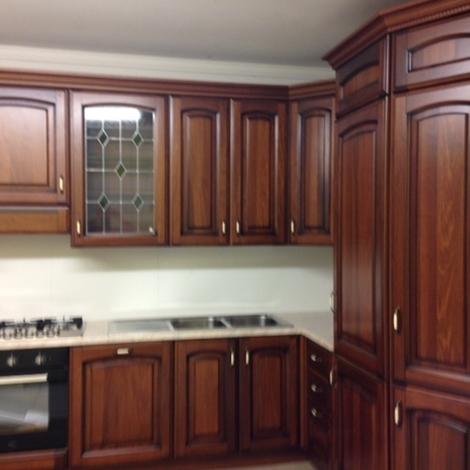 cucine legno massiccio - 28 images - cucina su misura legno ...